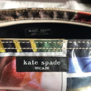 Kate Spade Cosmetic Bag Decade Collection